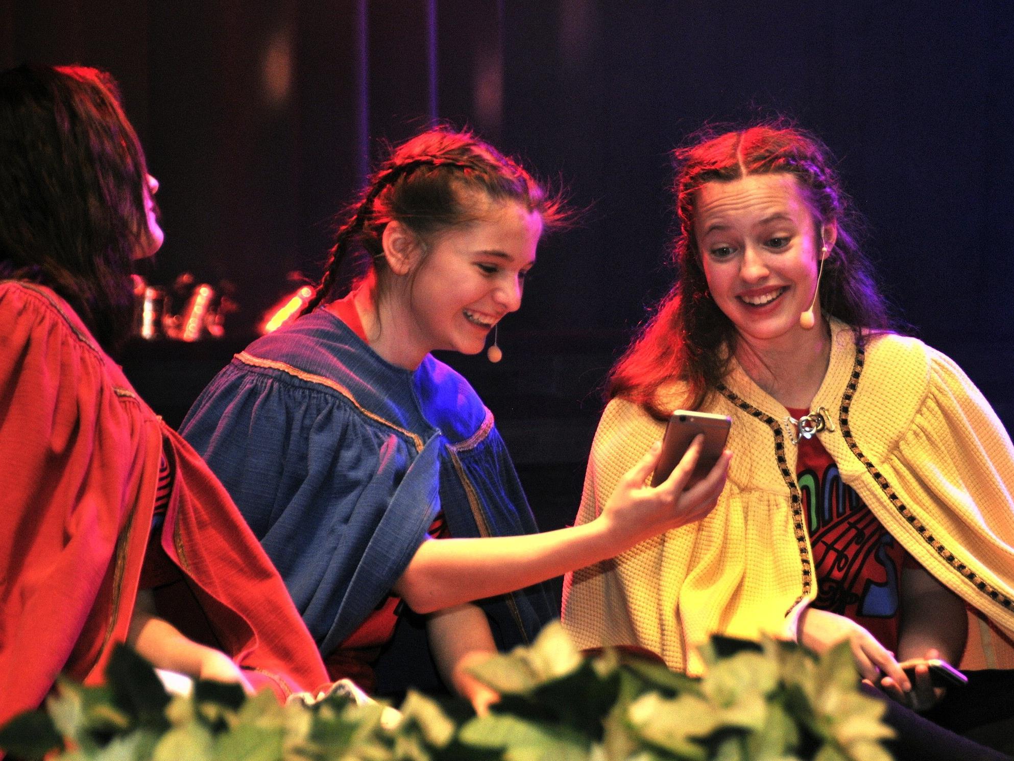 Weihnachtskonzert der Musikmittelschule Thüringen