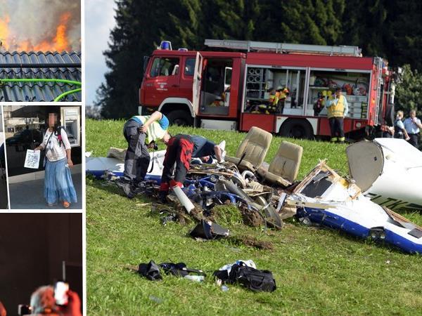 Im September kamen bei einem Flugzeugabsturz im Allgäu zwei Vorarlberger ums Leben.