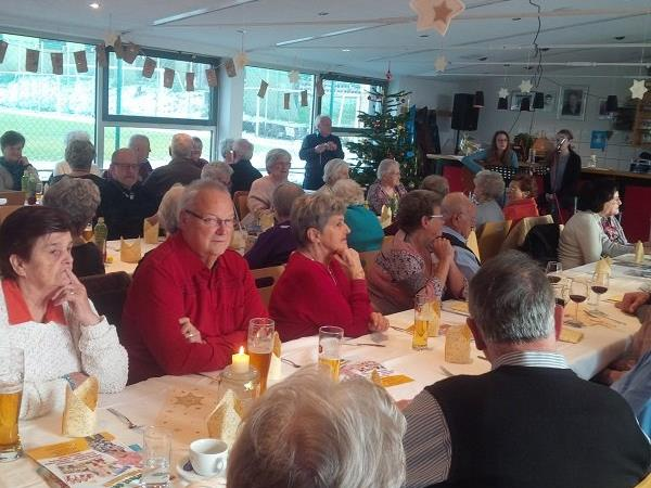 PVÖ Rankweil feiert Weihnachten