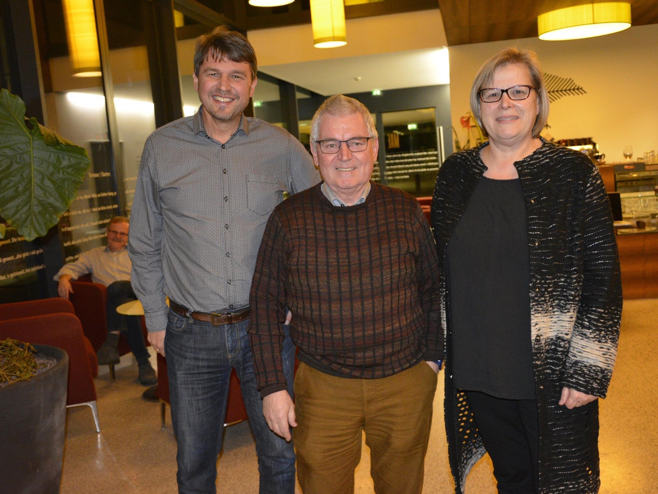 Obmann Helmut Hagen dankte auch Bgm. Kurt Fischer und GR Susanne Andexlinger für die gute Zusammenarbeit.