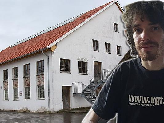 Am Schoren-Areal in Dornbirn wurde Tobias Giesinger angegriffen.