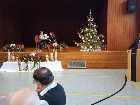 Weihnachtsfest beim PVÖ Vandans