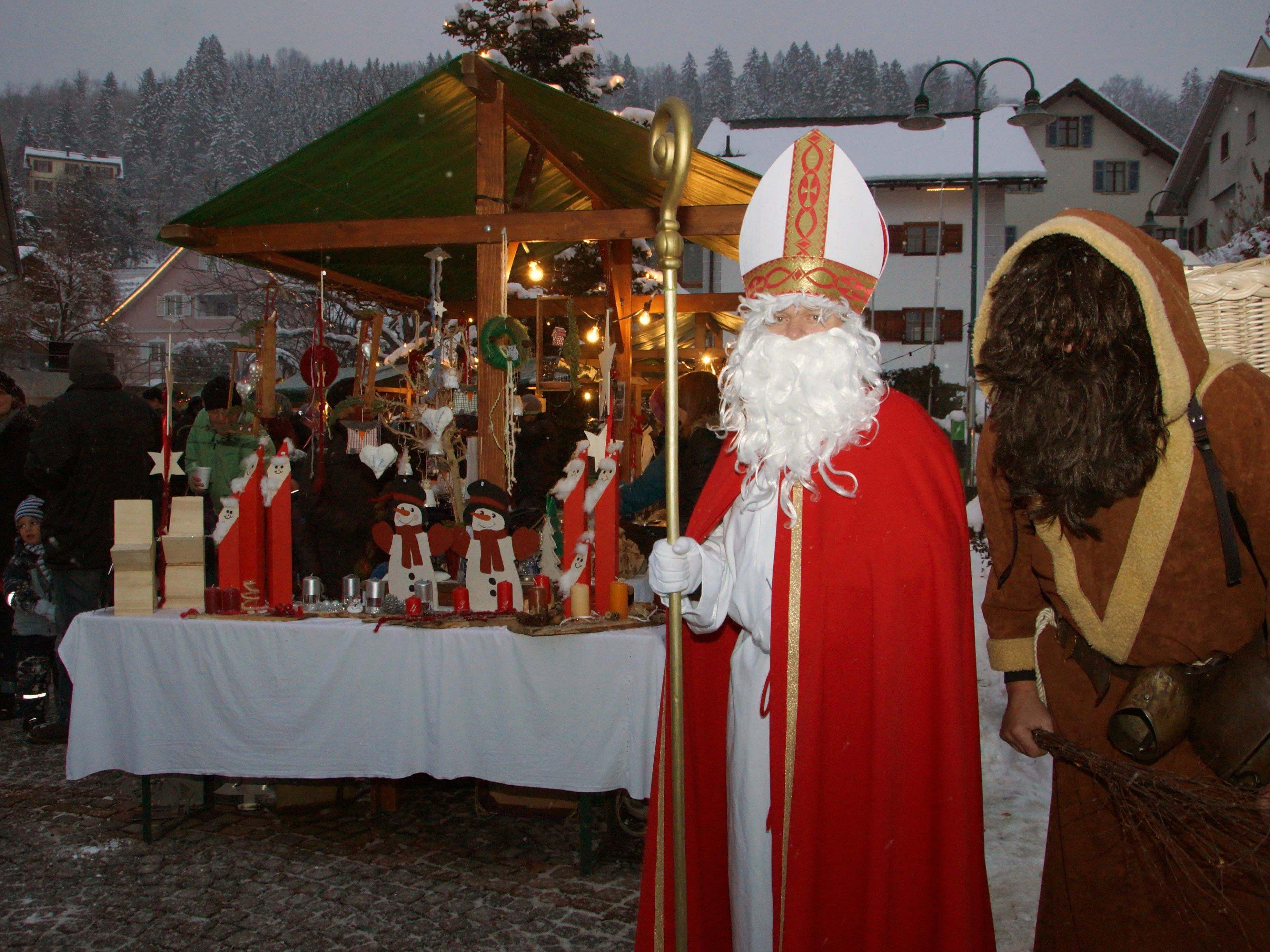Weihnachtsmarkt in Thüringen