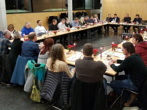 Budget in Stadtvertretungssitzung angenommen