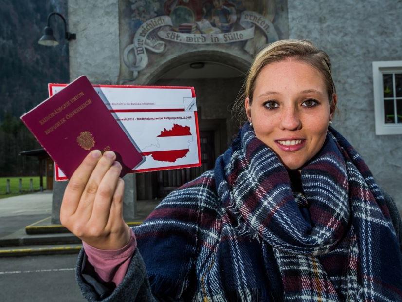 Hier gibt's die Öffnungszeiten aller Wahllokale in Vorarlberg.