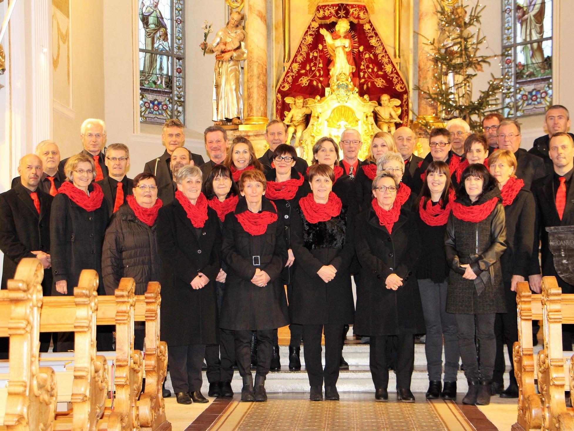 Chor Audite Au-Schoppernau