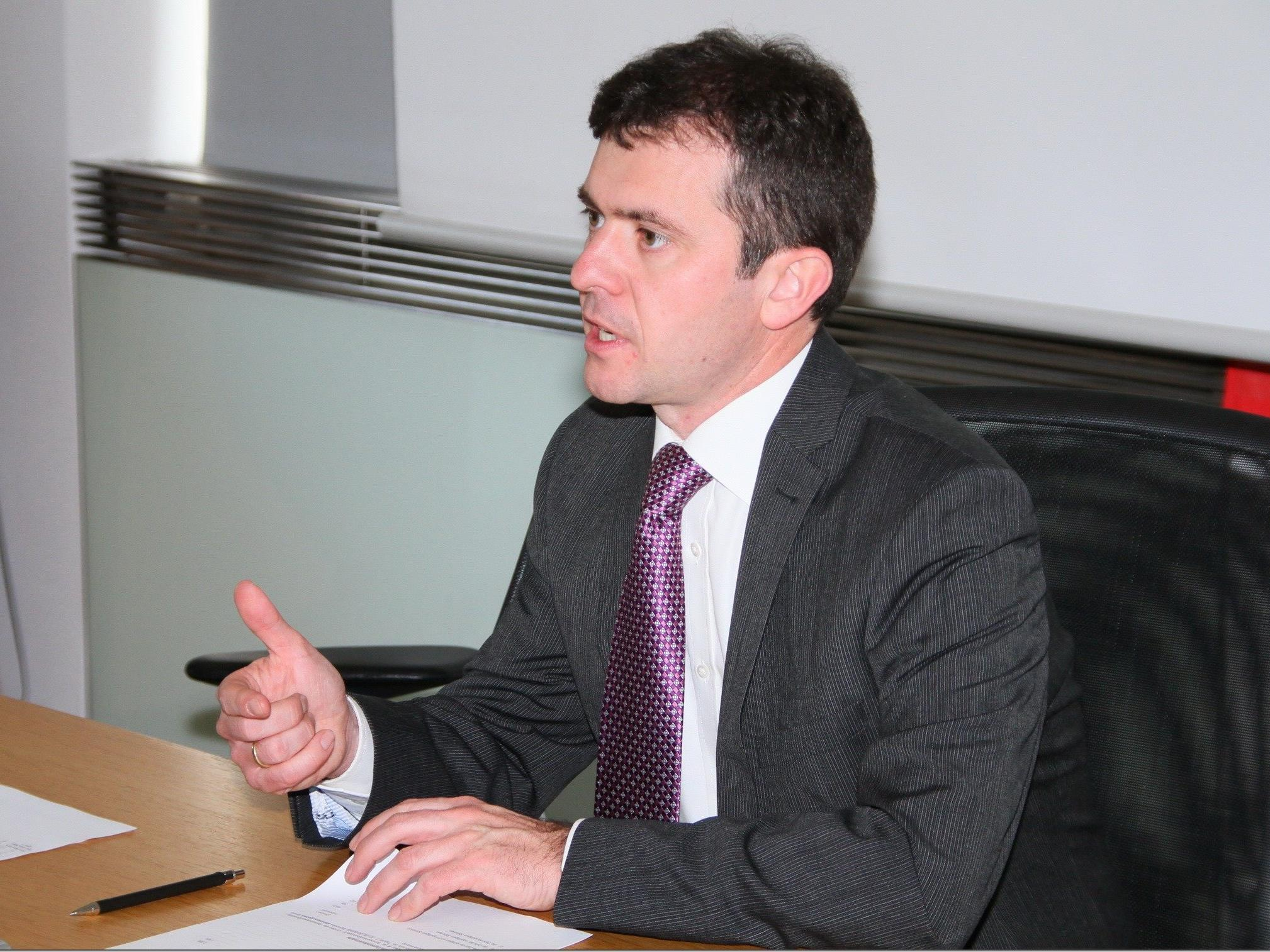 Fast neun Jahre ist Martin Summer schon Bürgermeister von Rankweil und hat viel Positives umgesetzt