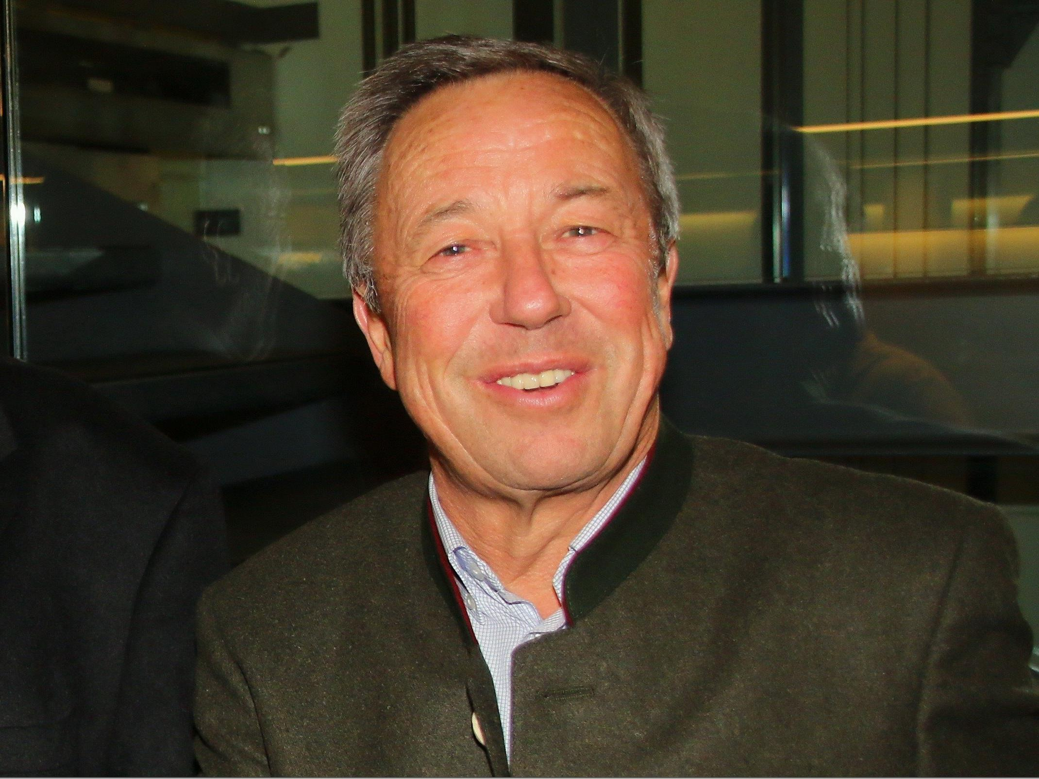 Der Rankweiler Manfred Speckle war 25 Jahre mit Bravour in der Rankweiler Gemeindepolitik tätig.