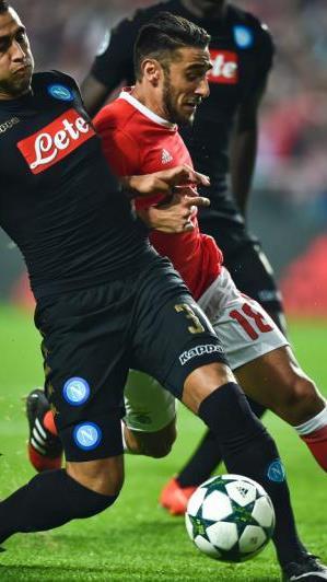 Benfica und Napoli sind weiter