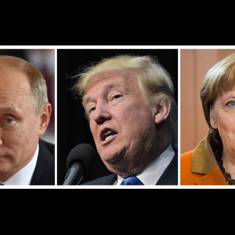 Die drei mächtigsten Menschen auf Erden
