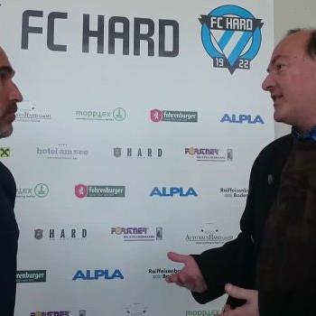 Ralf Kirasitsch ist neuer Sportchef in Hard