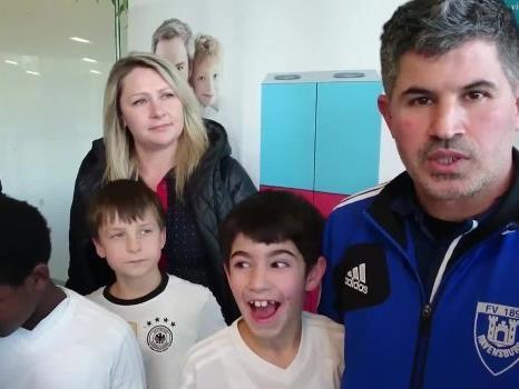 FV Ravensburg siegt bei den Unter-9-Jährigen