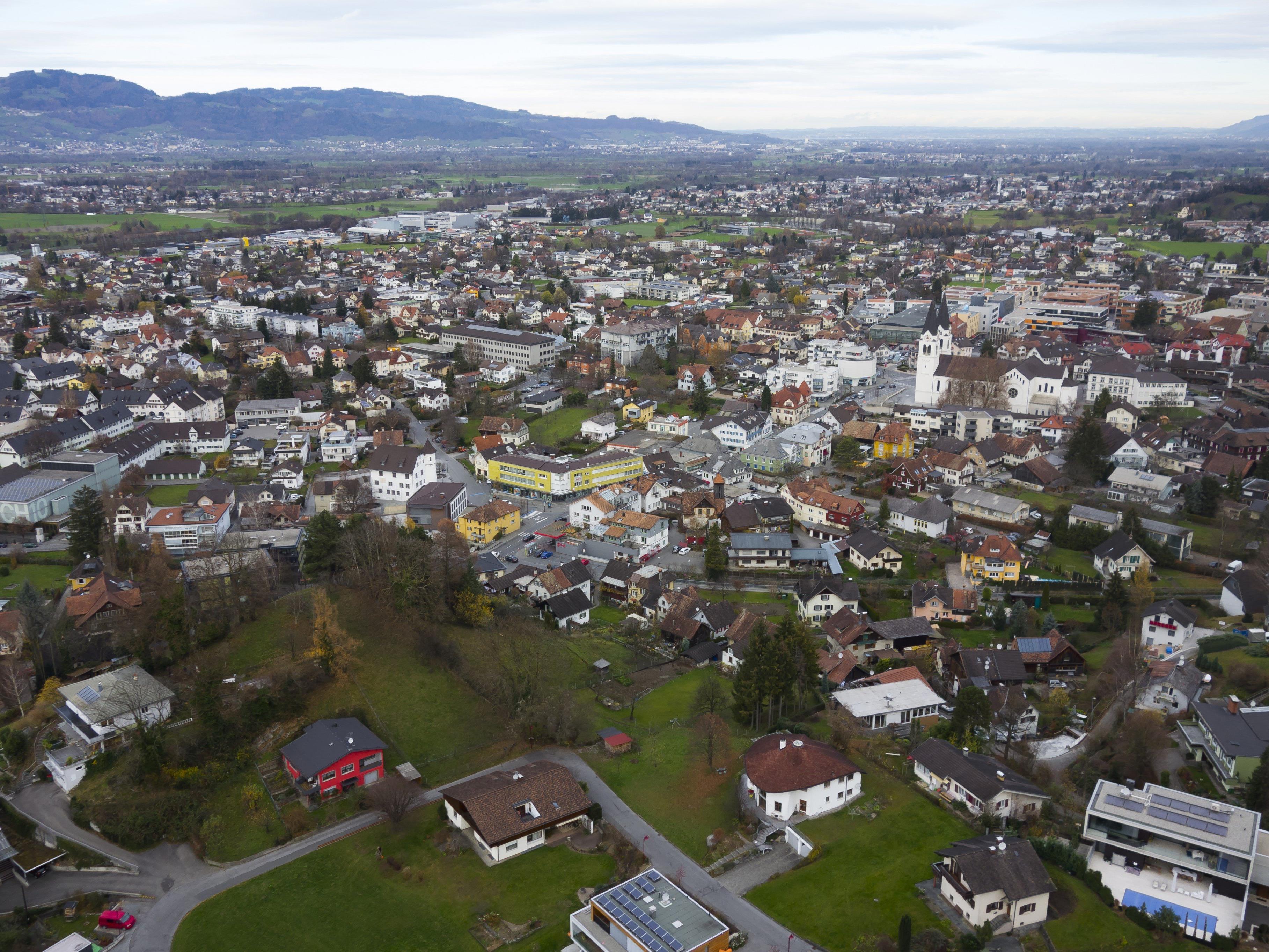 Die Marktgemeinde Götzis muss 2017 weiter Schulden aufnehmen.