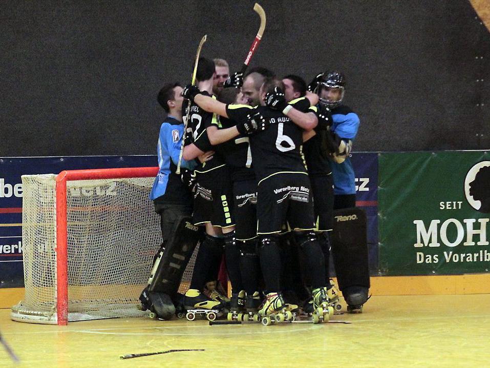 RHC Dornbirn schafft das Final Four im Schweizer Cup