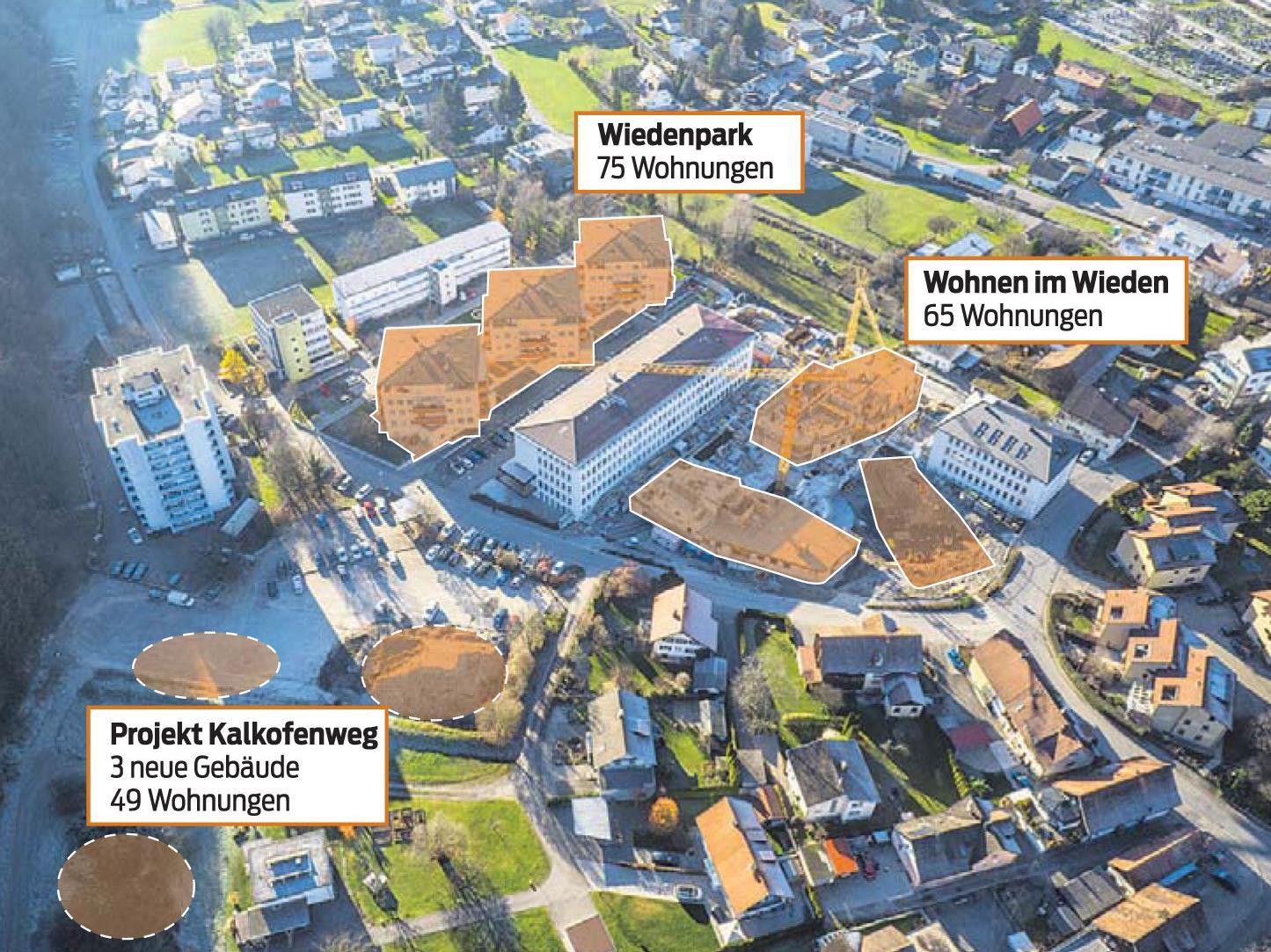Gutachten sieht keine Störung des Orts- und Landschaftsbildes durch das Projekt Kalkofenweg.