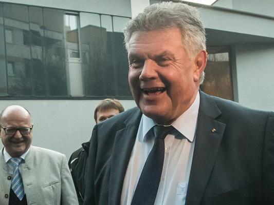Der Bludenzer Bürgermeister Mansi Katzenmayer kontert die Kritik von Mario Leitner am Budget für 2017.