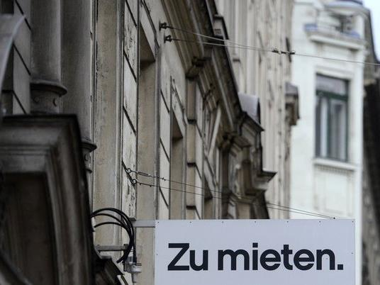 Wien und Salzburg rangieren an der Spitze der Mietpreise.