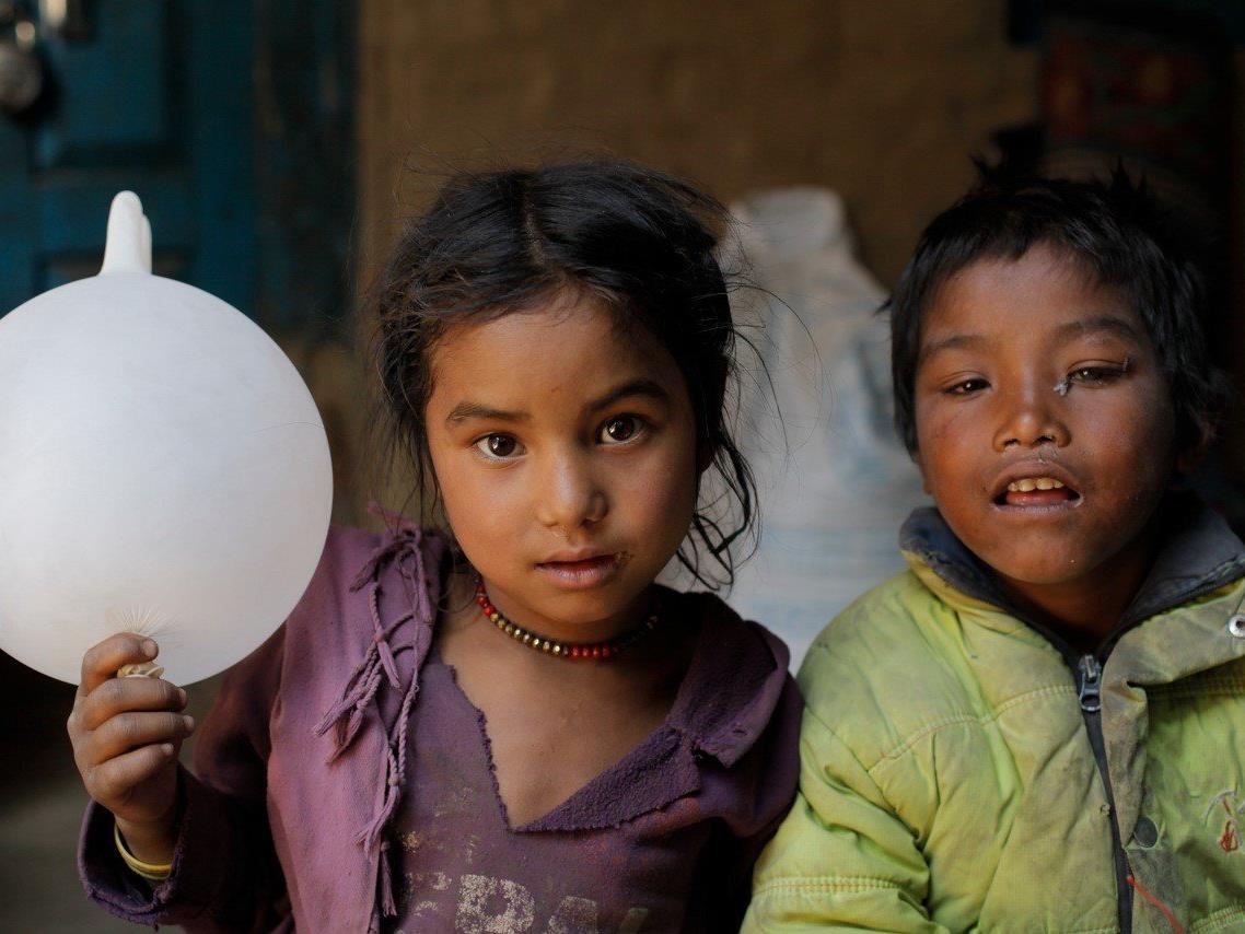 Charity-Konzert zu Gunsten von Hilfsprojekten in Nepal.
