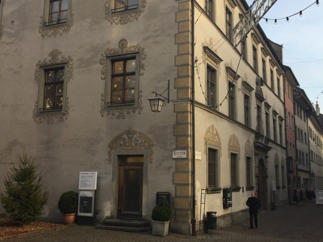 1,88 Mio. Euro werden 2017 in die Sanierung des Palais Liechtenstein investiert.