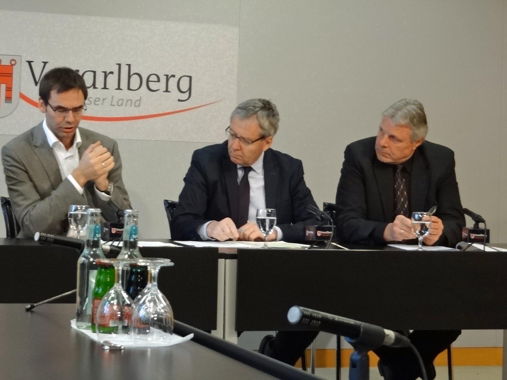 Ex-AMS Vorarlberg-Chef tritt in den Vorarlberger Landesdienst ein