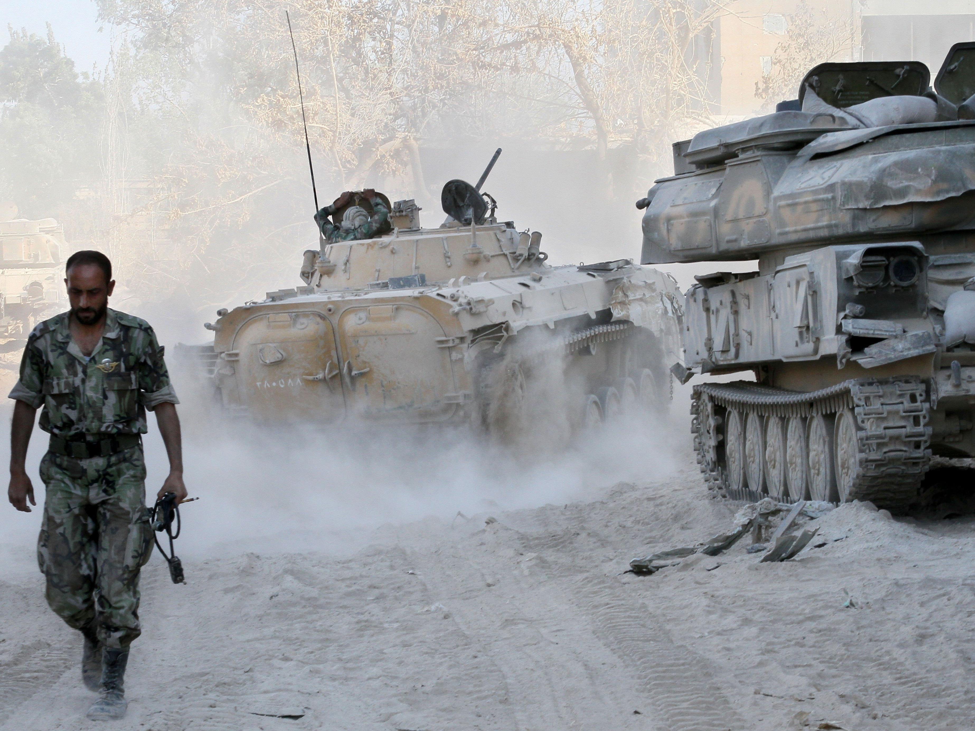 IS und Fatah al-Sham ausgeschlossen.