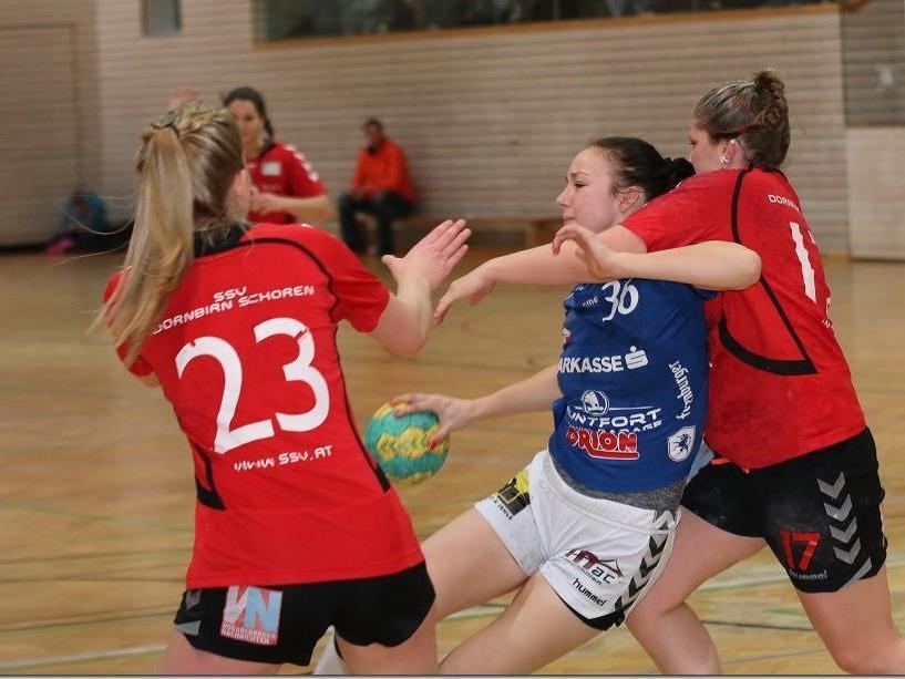 Dornbirn gewann Derby in Feldkirch