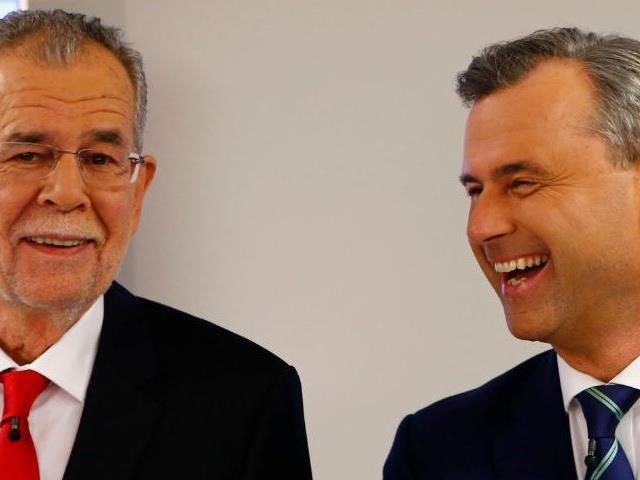 Alexander van der Bellen und Norbert Hofer: Wer wird österreichischer Bundespräsident?