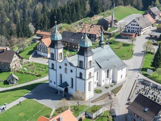 Die bauarbeiten zur Umgestaltung der Kirche Bildstein beginnen im Jänner.