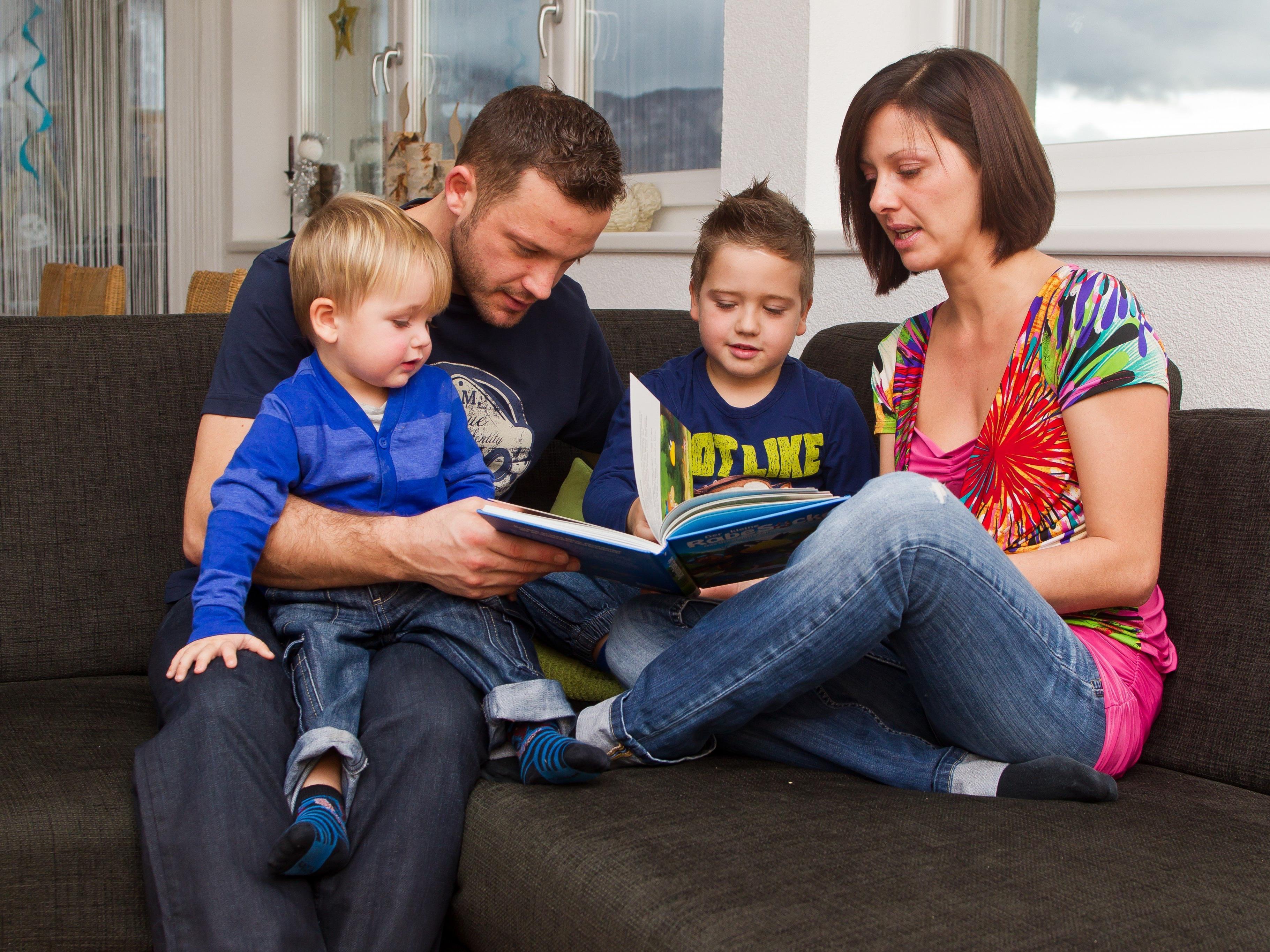 Das Land Vorarlberg wendet im Jahr 2017 über 7 Millionen Euro für die Familienförderung auf.