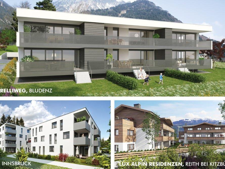Rund 25.000 m² an Neubauwohnungsfläche realisiert und übergeben