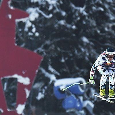Vincent Kriechmayr war am Mittwoch schnellster Österreicher