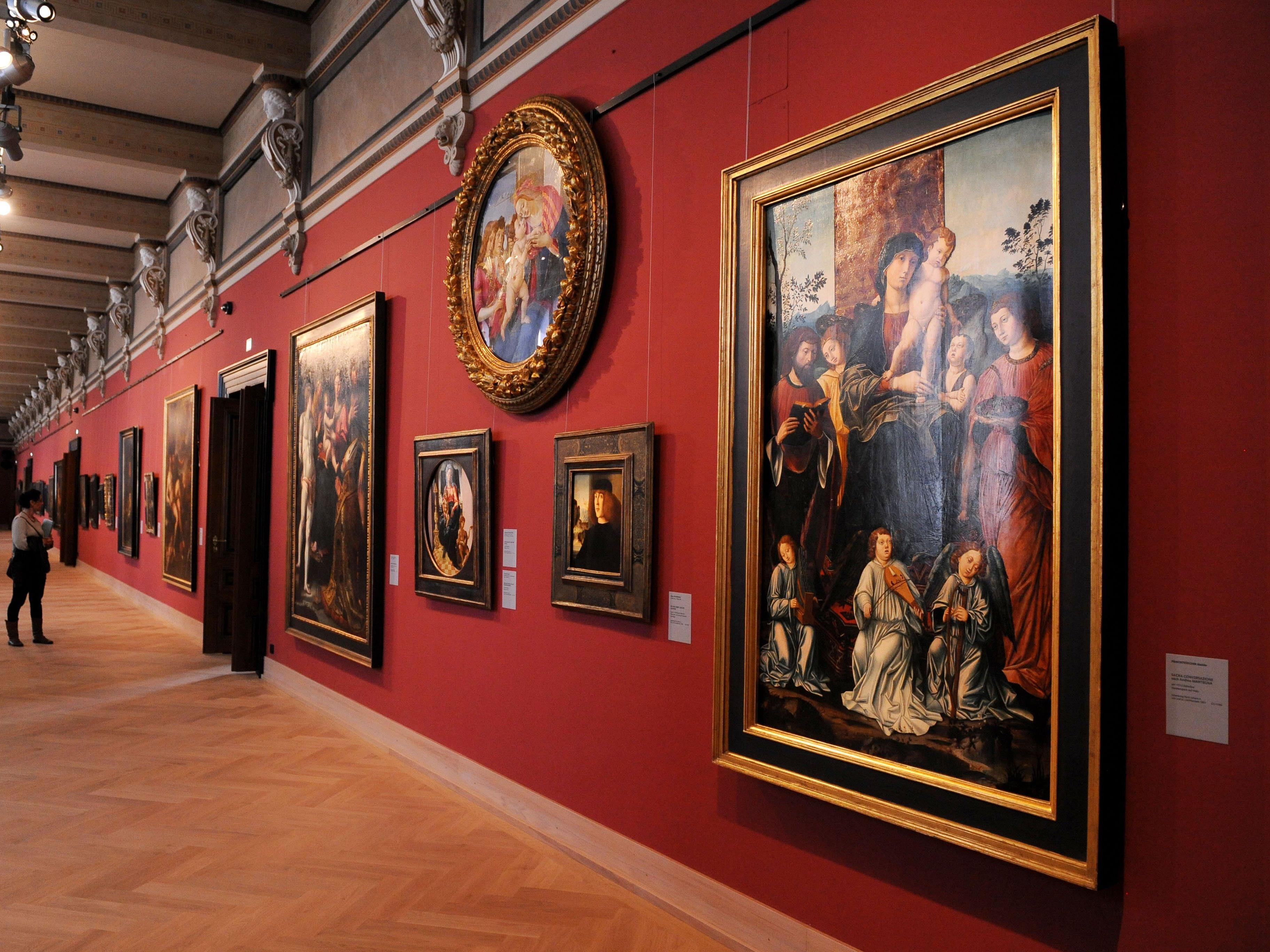 Die Akademie der bildenden Künste in Wien wird saniert.