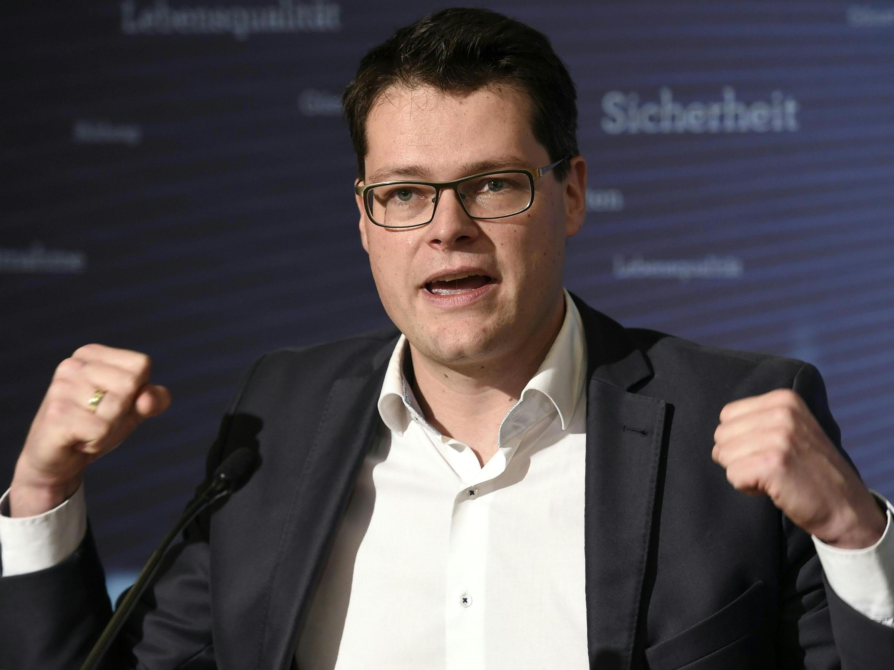 SPÖ-Mann Jürgen Czernohorszky.