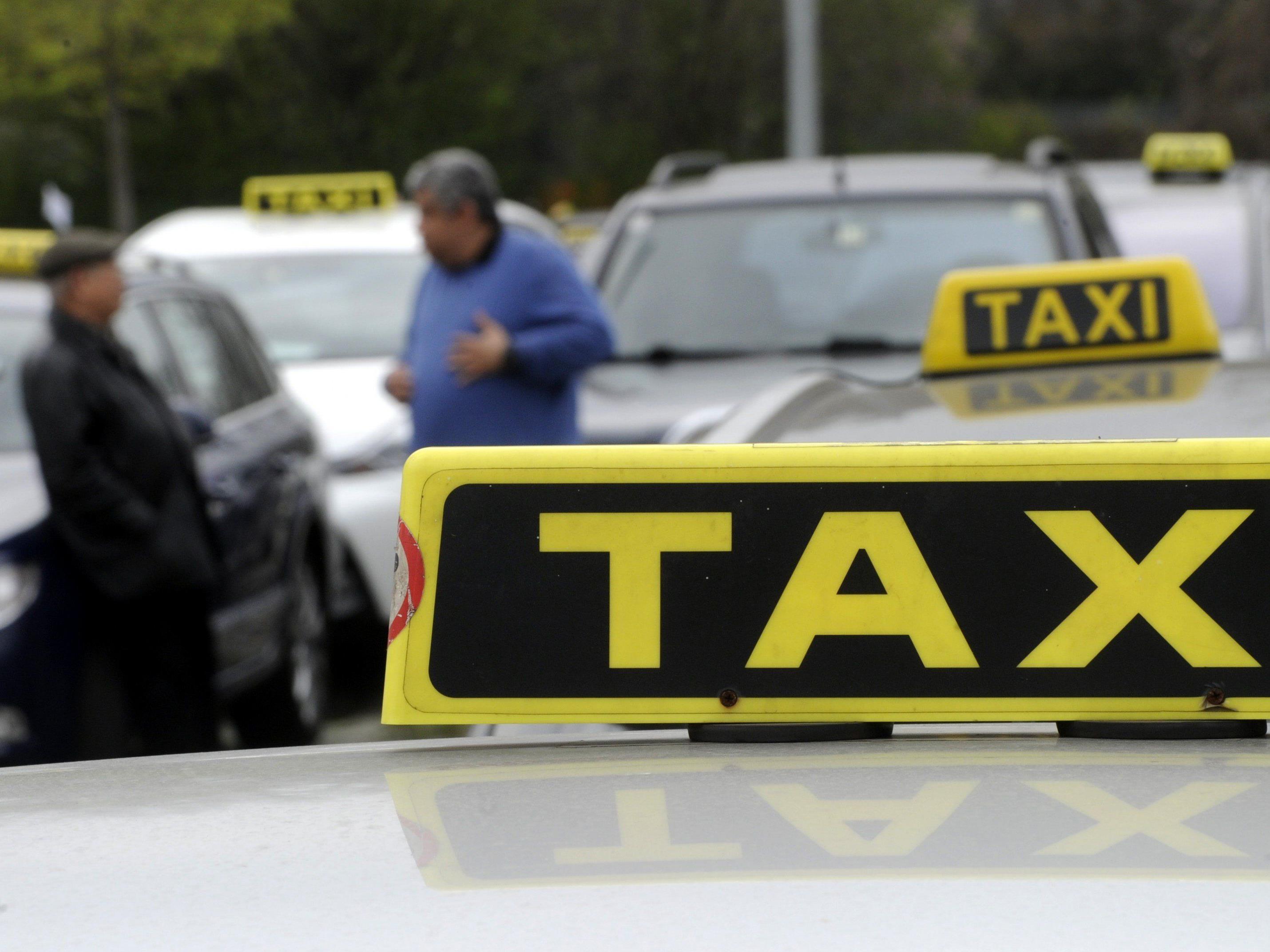 Die Wiener Taxifahrer stellen sich einem harten Konkurrenzkampf.