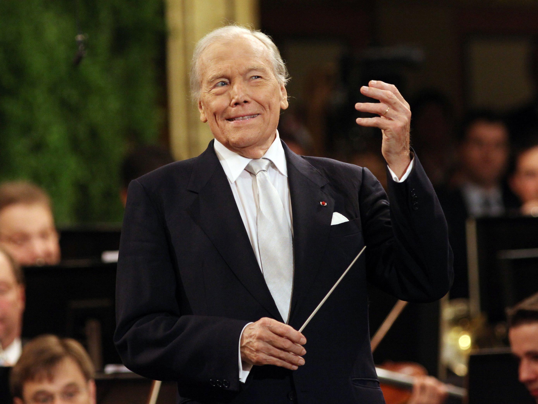 Die Wiener Staatsoper trauert um Stardirigent Georges Pretre.