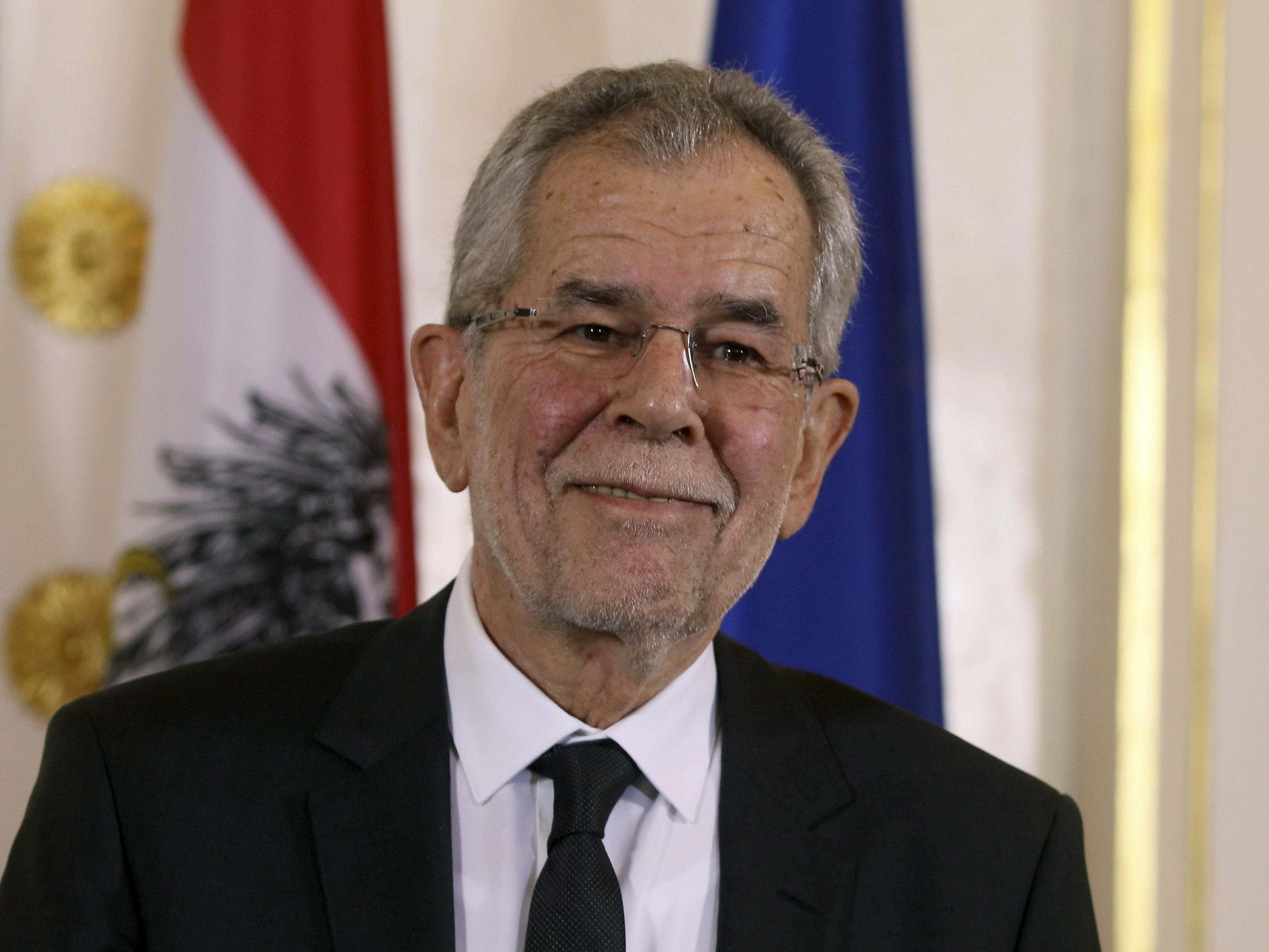 Am Donnerstag wird Alexander Van der Bellen als neuer Bundespräsident angelobt.