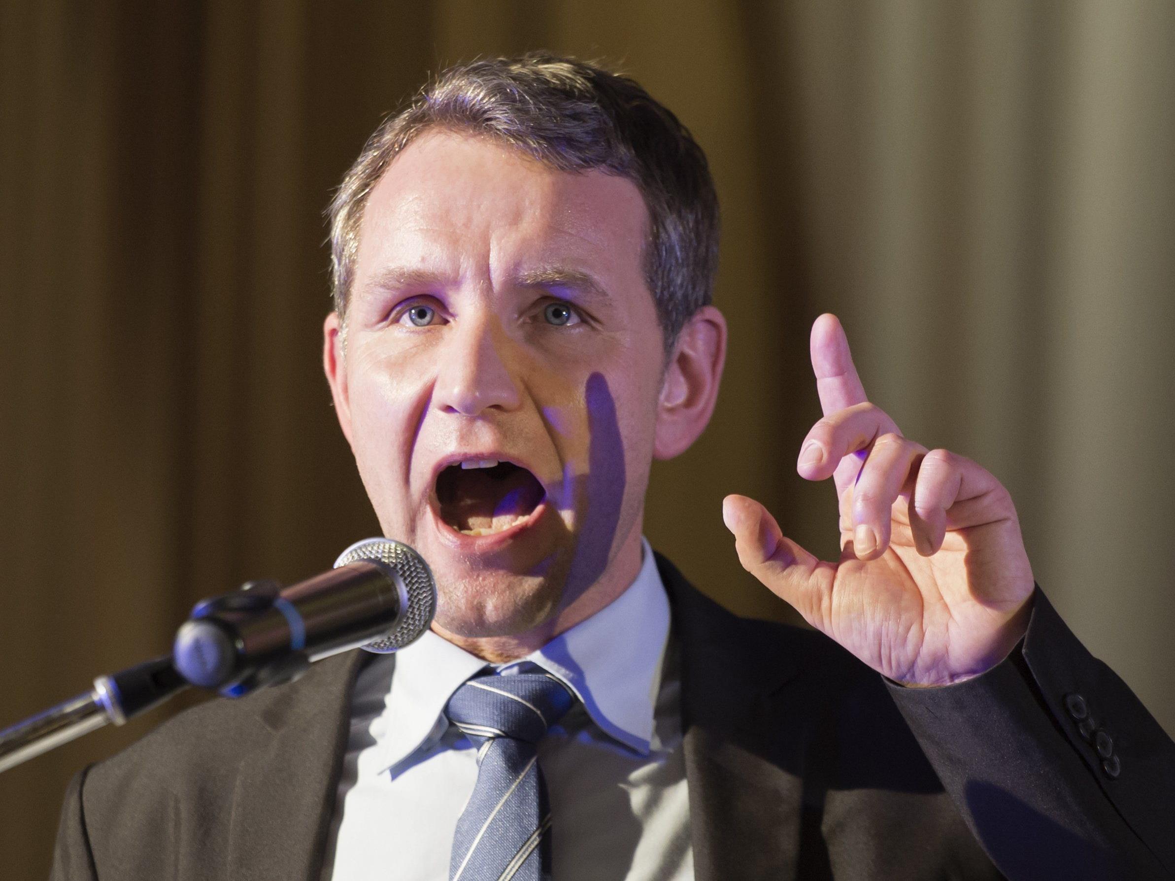 Björn Höcke muss keinen Rauswurf aus der AfD fürchten.