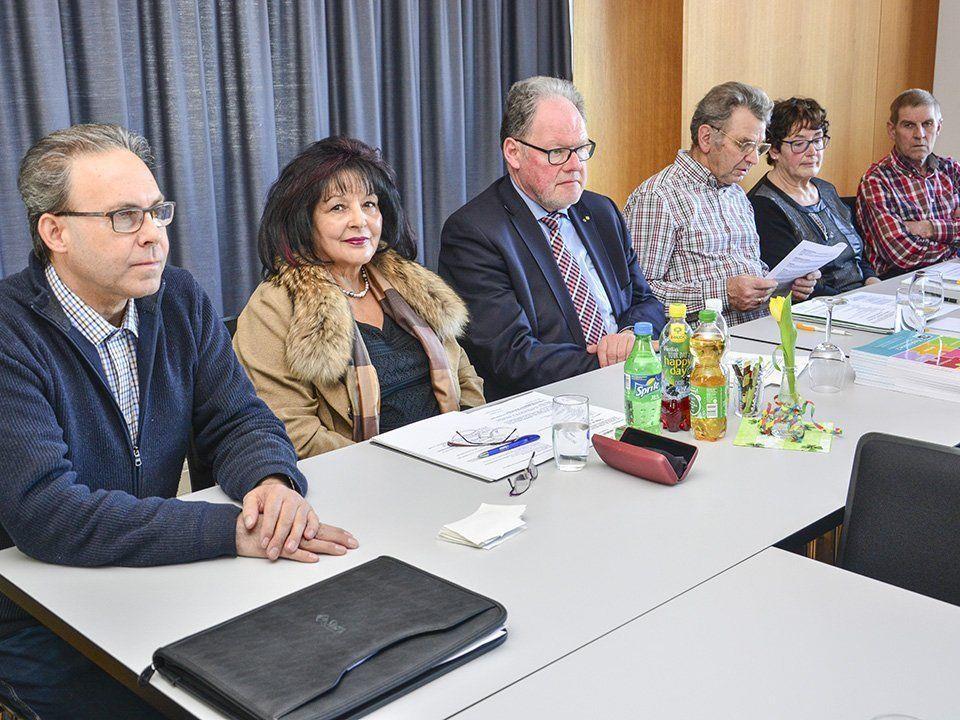 Seniorenbund Jahreshaupt - Versammlung