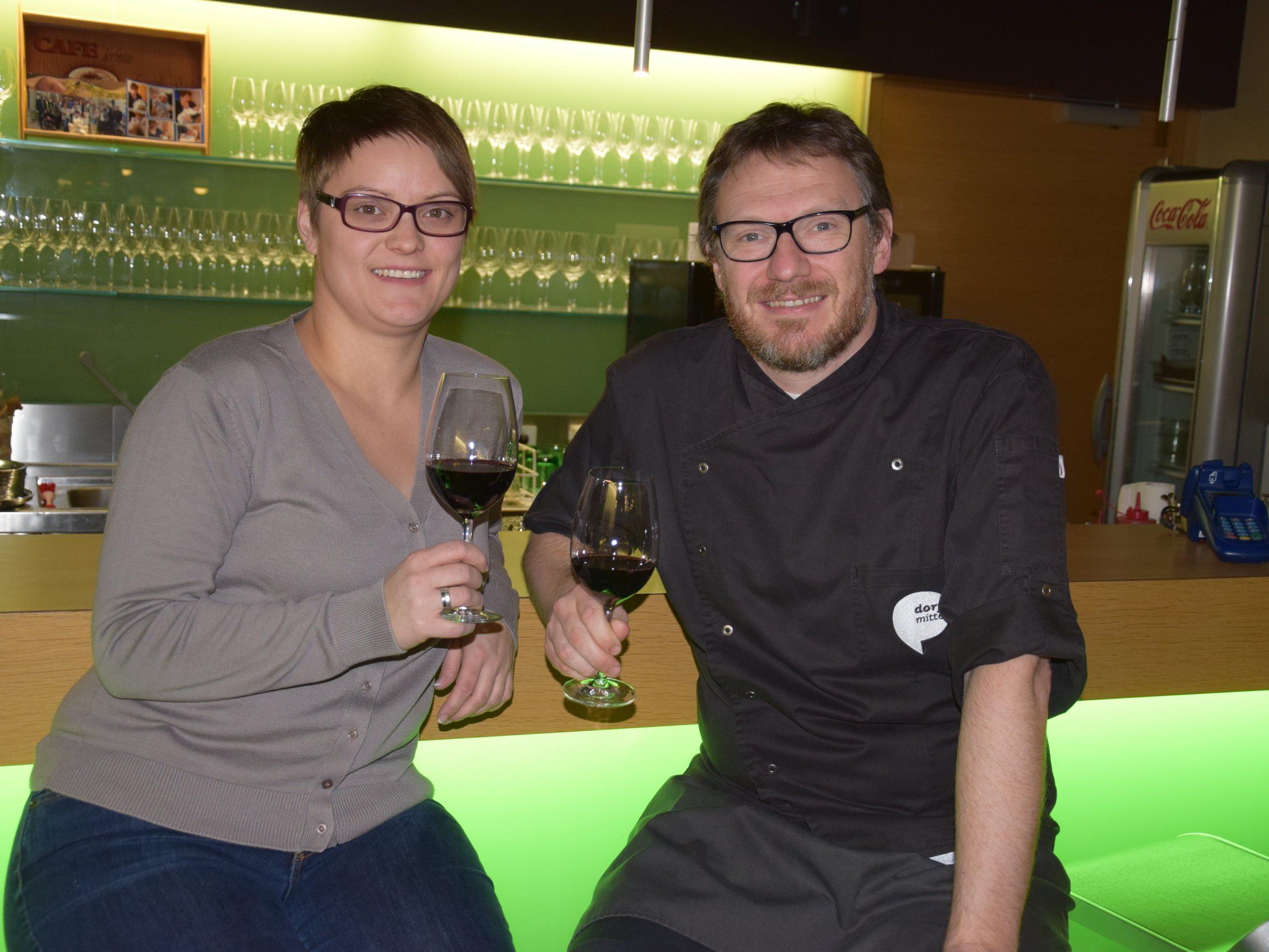 Im März werden Franziska Gächter und Michael Mallin das Restaurant der Kulturbühne wieder eröffnen