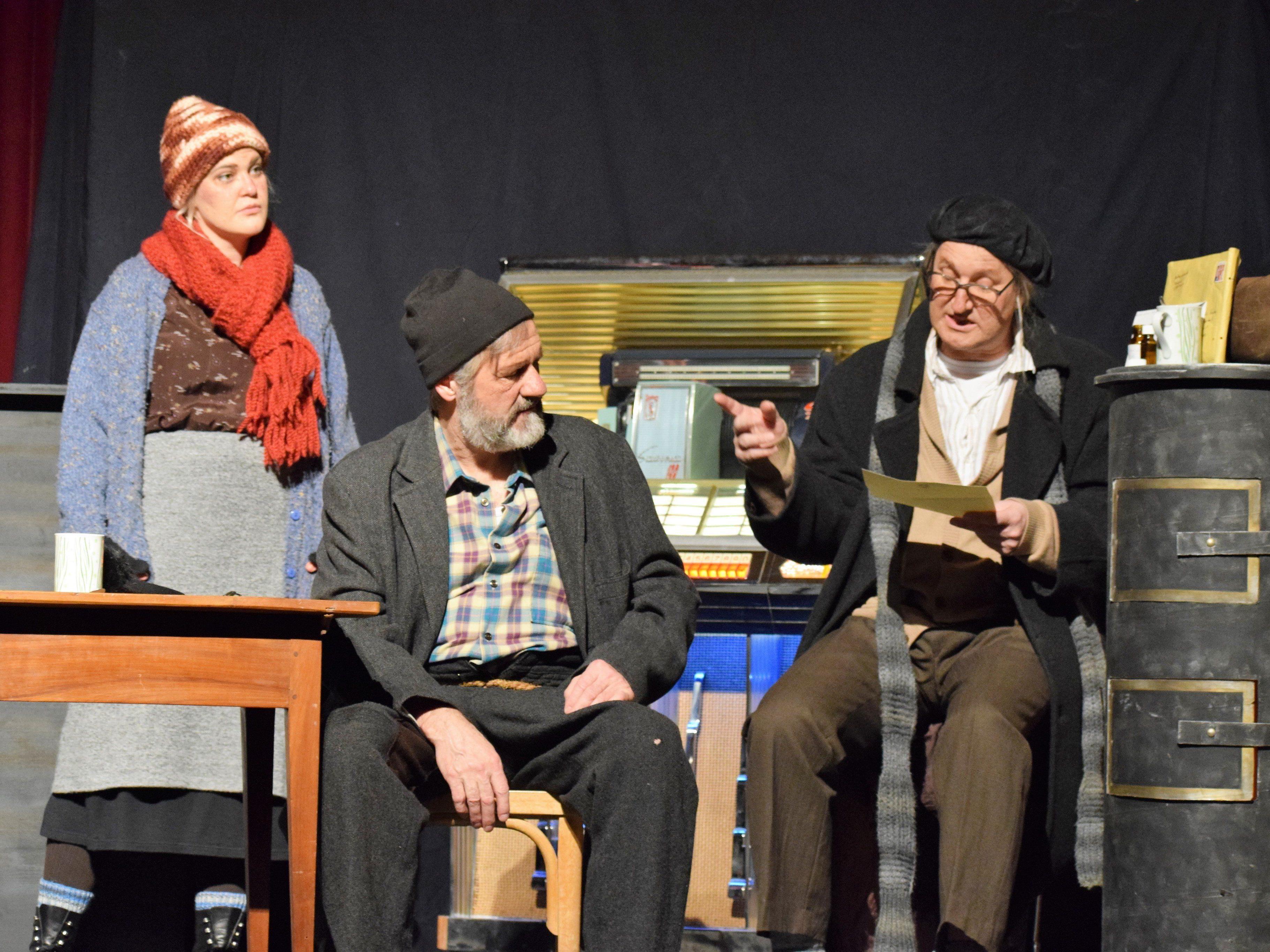 Mit einem riesigen Schlussapplaus bedankte sich das Publikum bei den Darstellern.