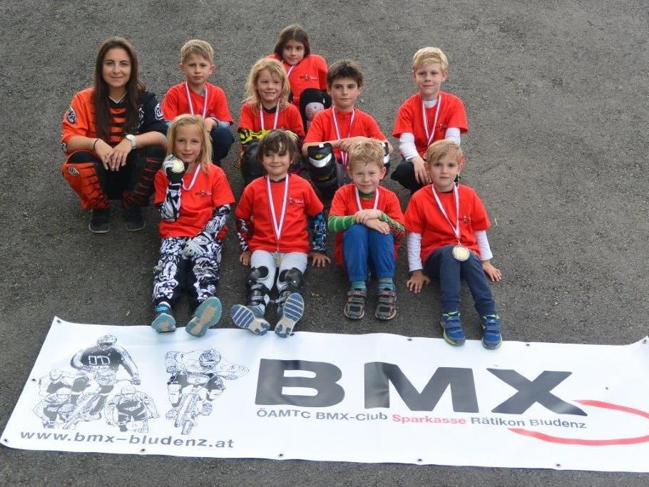 Die BMX-School startet wieder