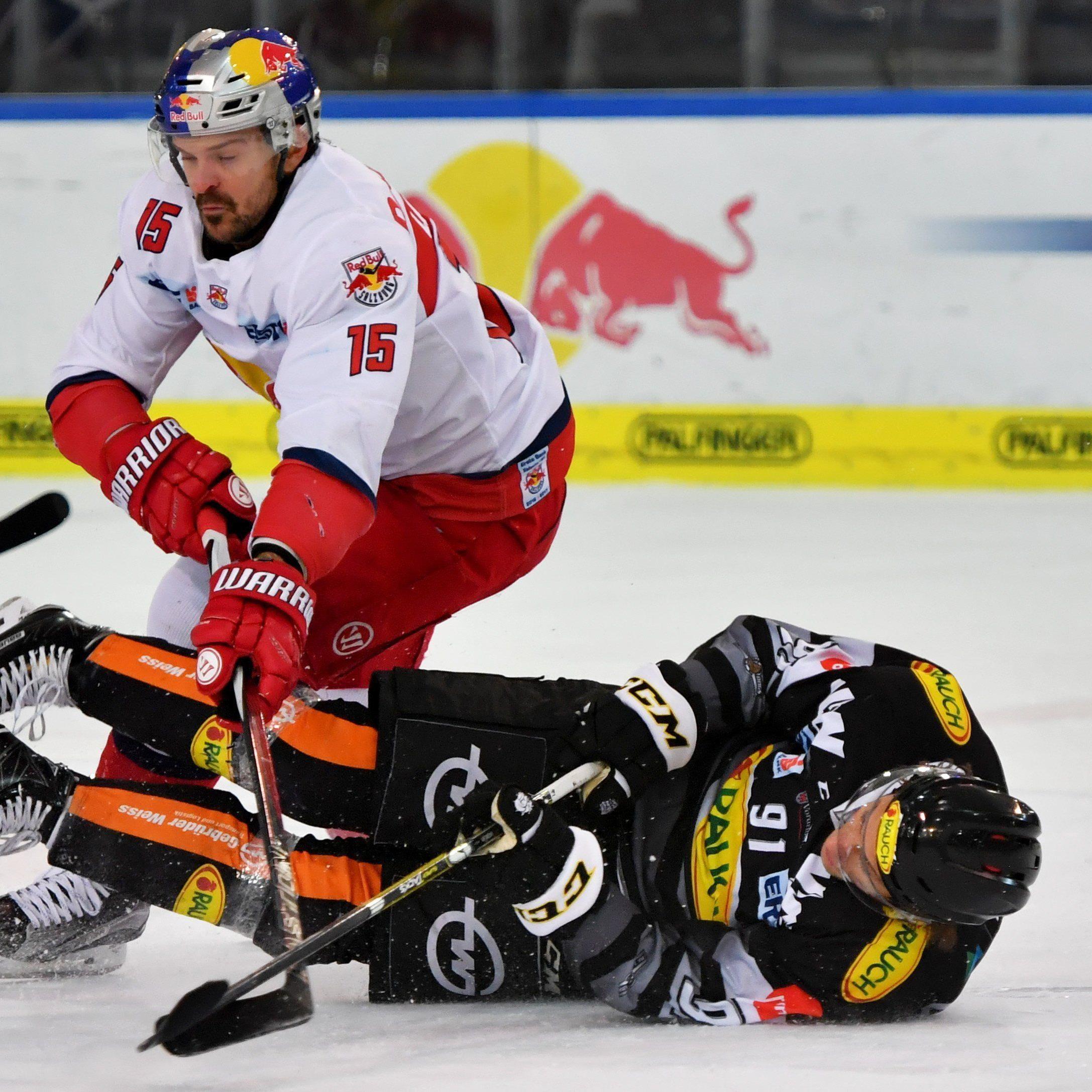 Dornbirn musste sich Salzburg nach hartem Kampf geschlagen geben.