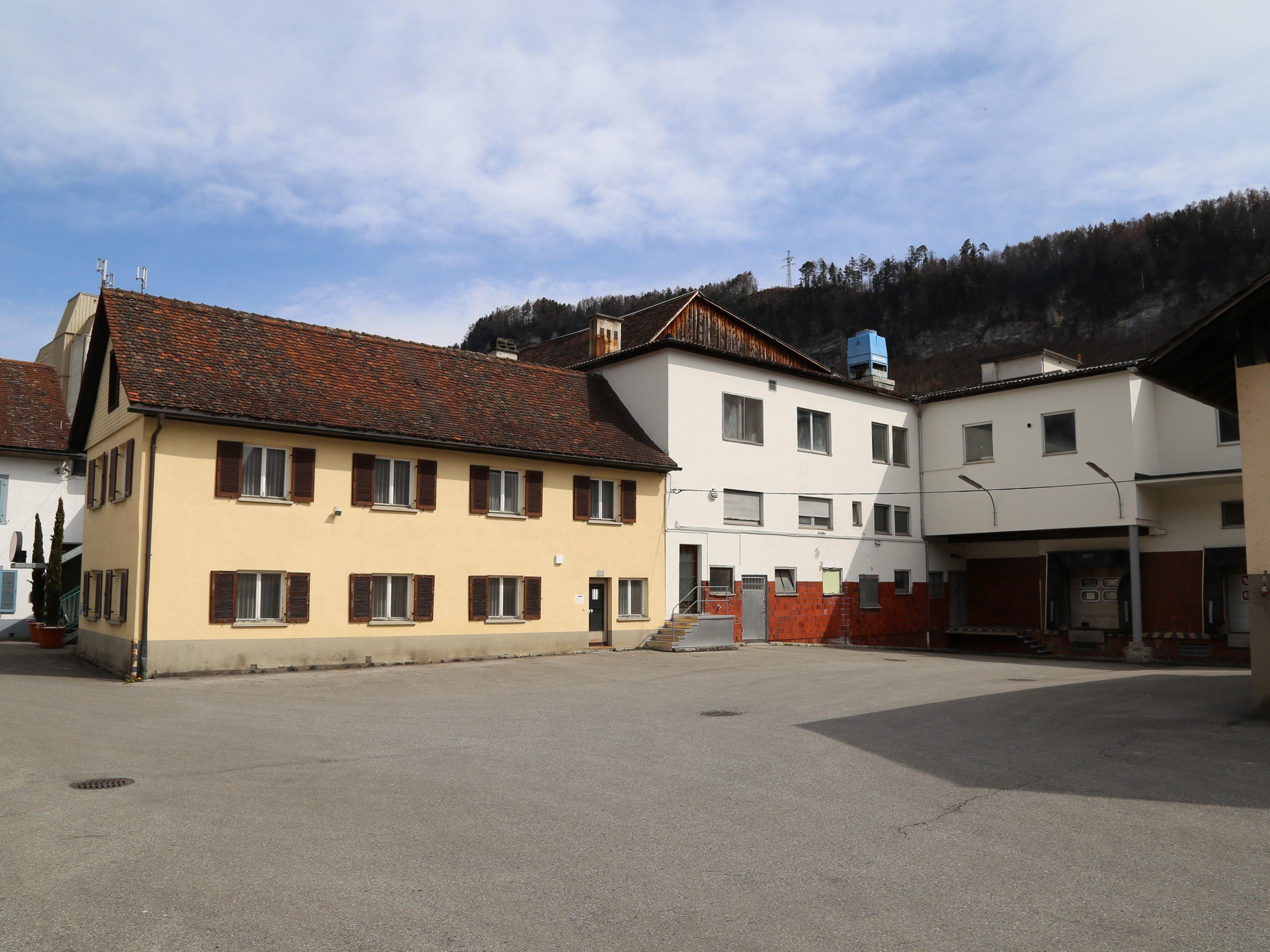Hier soll das neue Jugendhaus in Feldkirch-Levis entstehen.