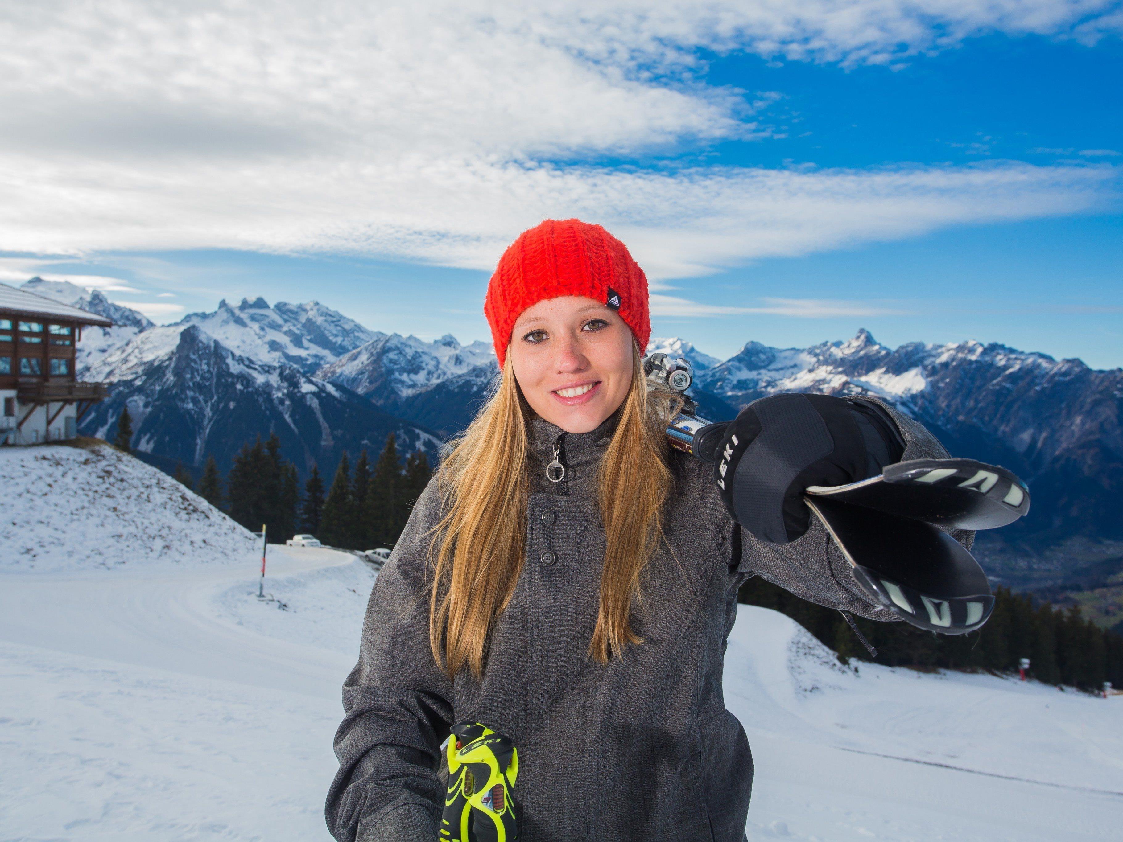 Ideales Wintersportwetter im Ländle.