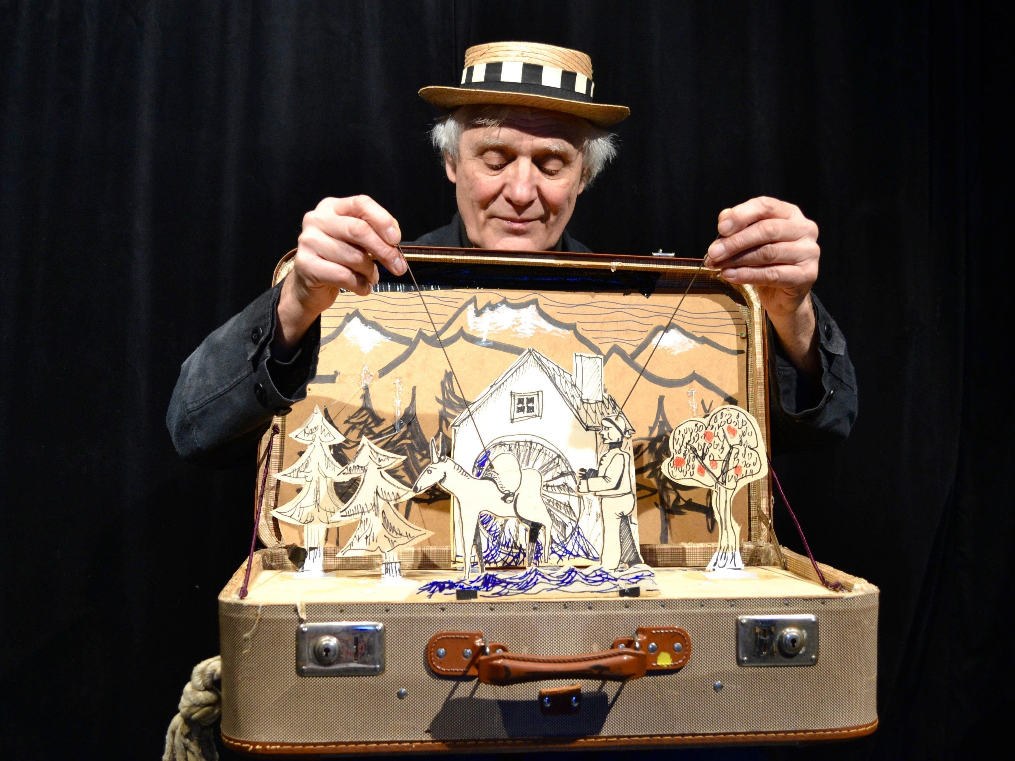 Die Bremer Stadtmusikanten spielen am 4. Februar im Langenegger Dorfsaal auf.