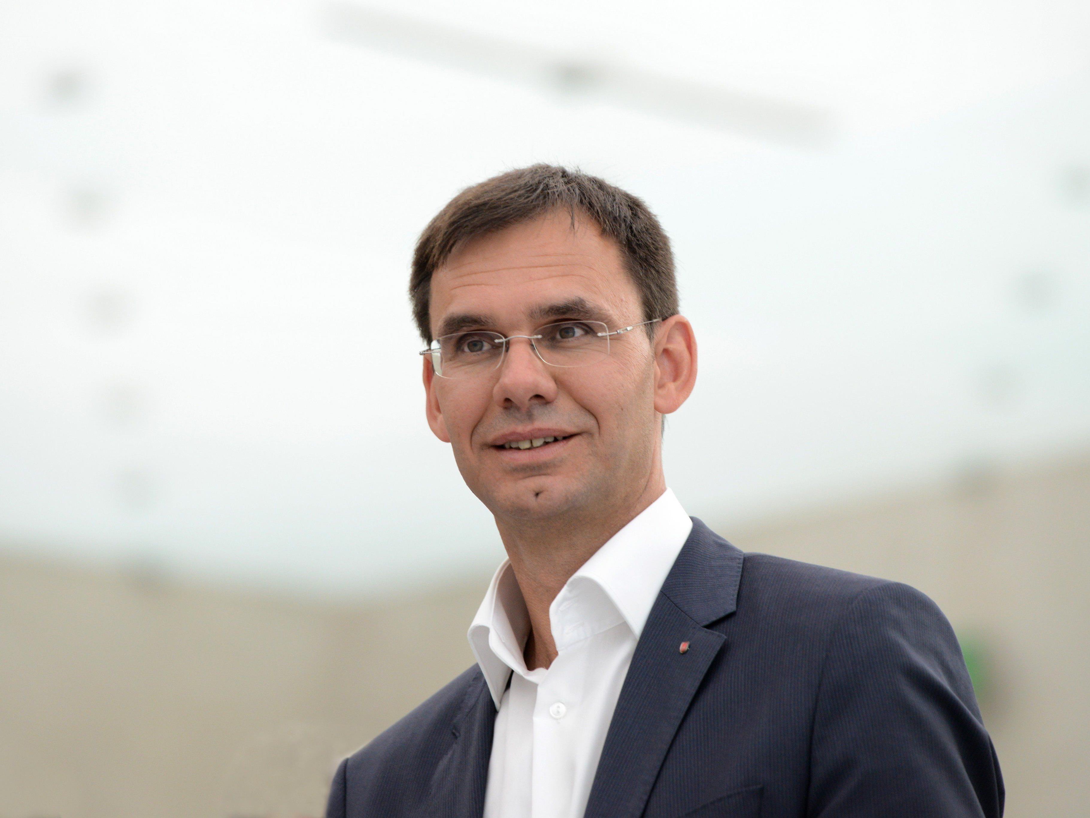 Landeshauptmann Markus Wallner plädiert für einen Bundesrat nach deutschem Vorbild.
