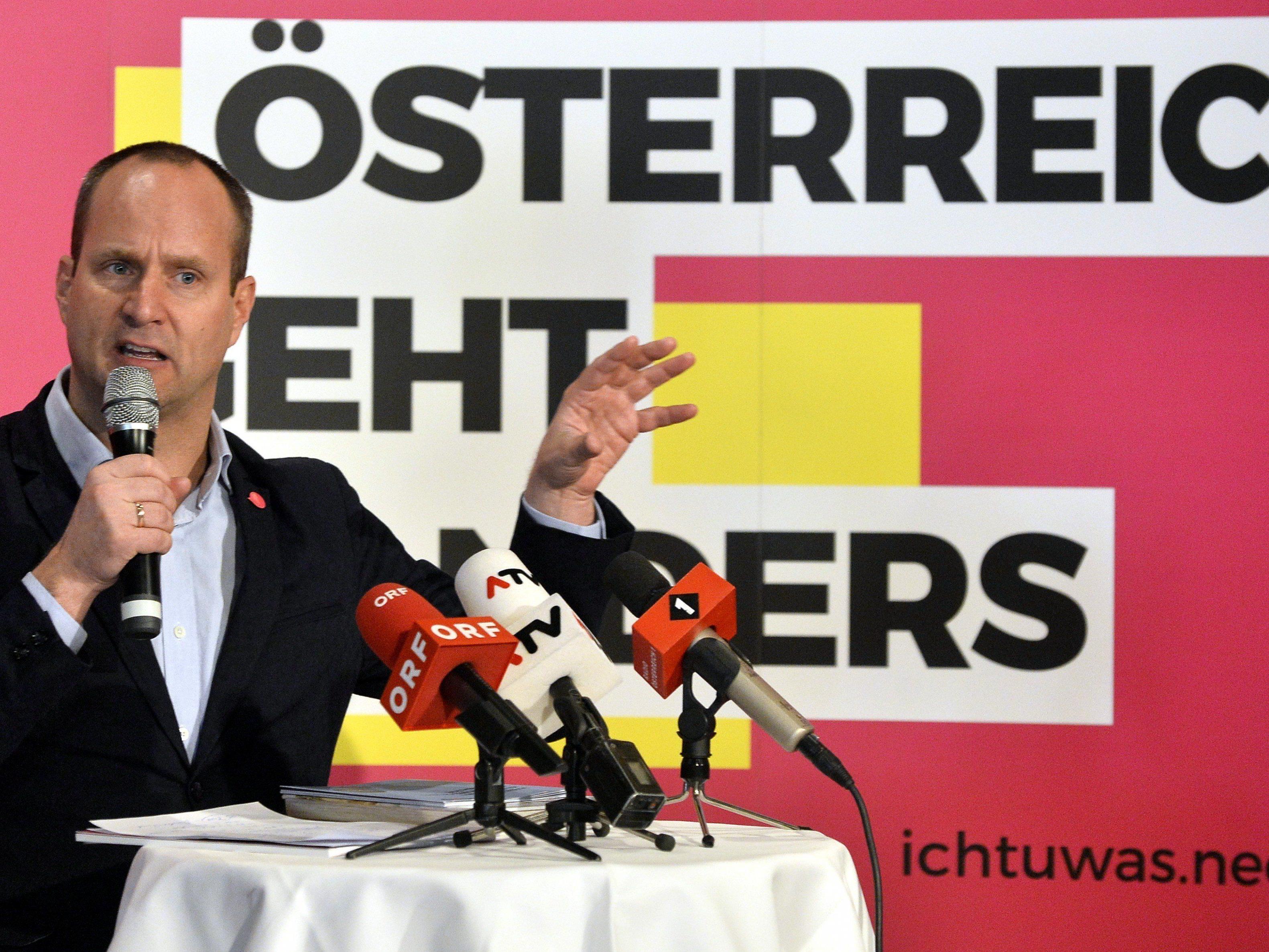 Begrenzet Amtszeiten hält Matthias Strolz für eine gute Idee - Sie auch?