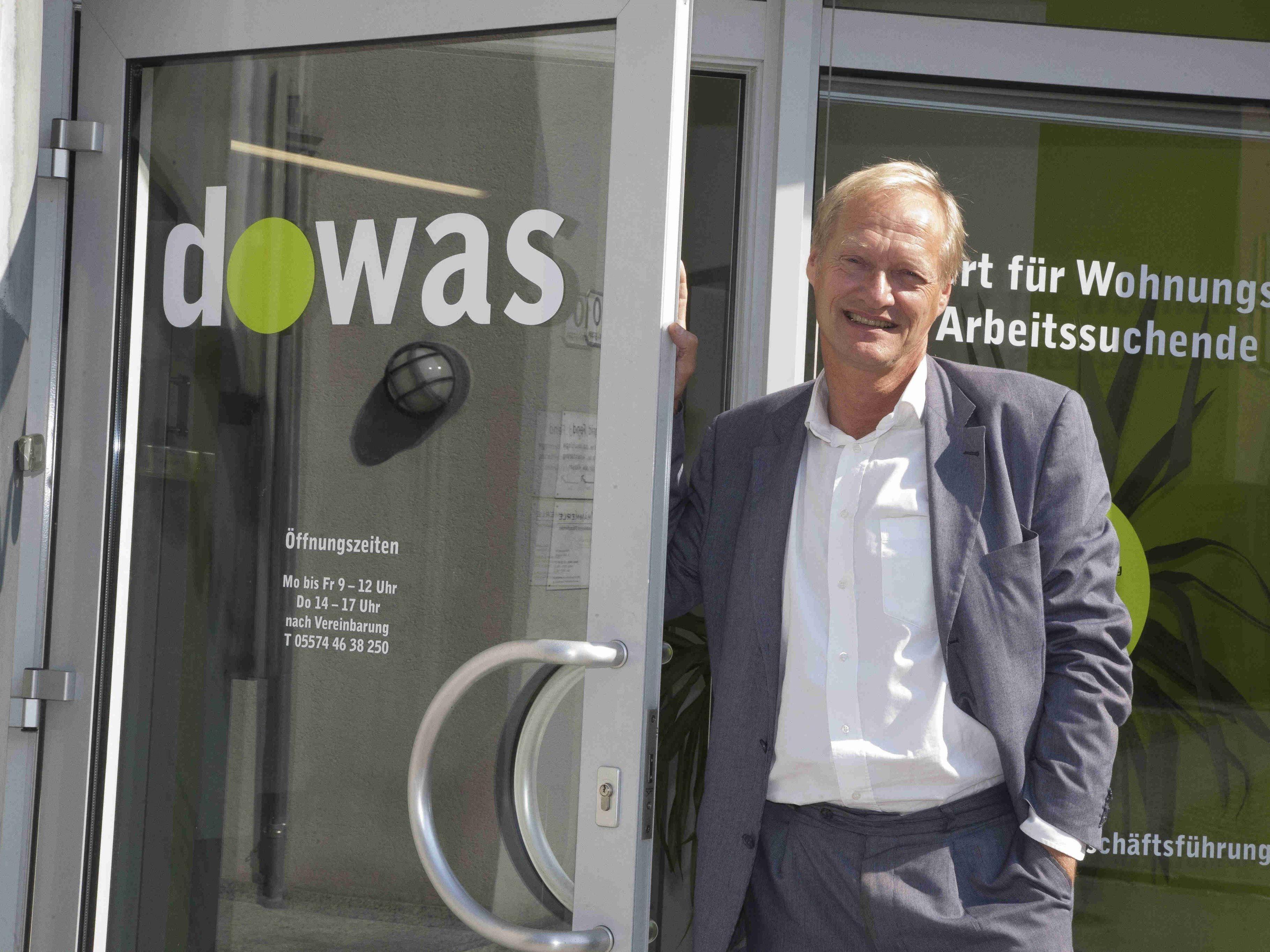 GF Michale Diettrich vom DOWAs in Bregenz sieht unerfreulichen Trend.