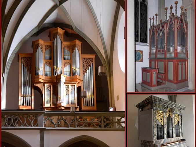 Domorganist Mag. Johannes Hämmerle lädt zu einem musikalischen Spaziergang in den dom St. Nikolaus.