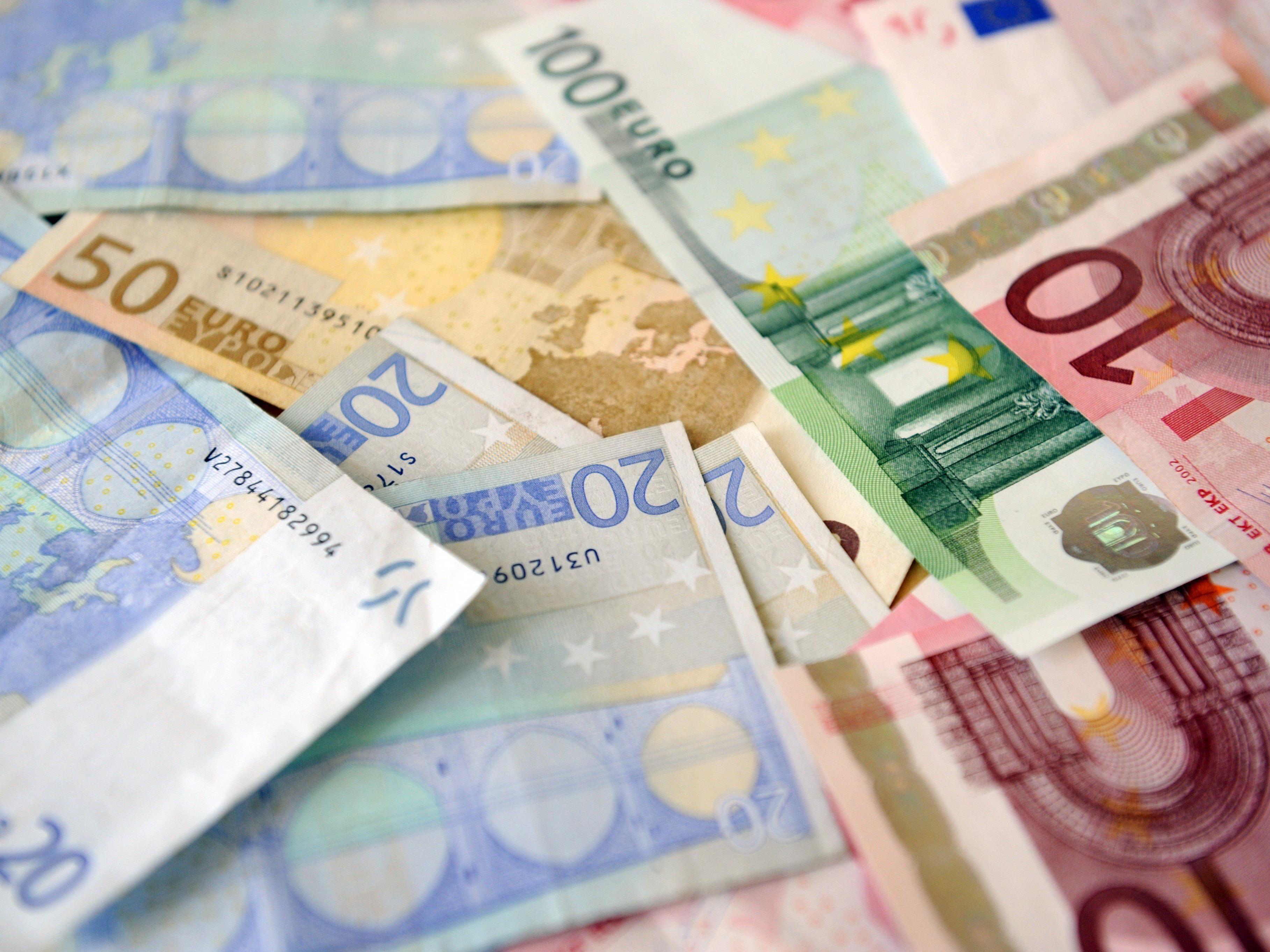 Die Pro-Kopf-Schulden des Landes Vorarlberg sind relativ niedrig, die der Gemeinden deutlich höher.